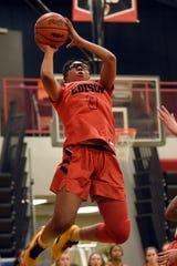 Detroit Edison's Gabby Elliott was Miss Basketball in Michigan. She'll play at Clemson next season.
