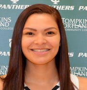 Elmira High graduate Jaida Washington played two seasons at SUNY Poly after two seasons at Tompkins Cortland Community College.