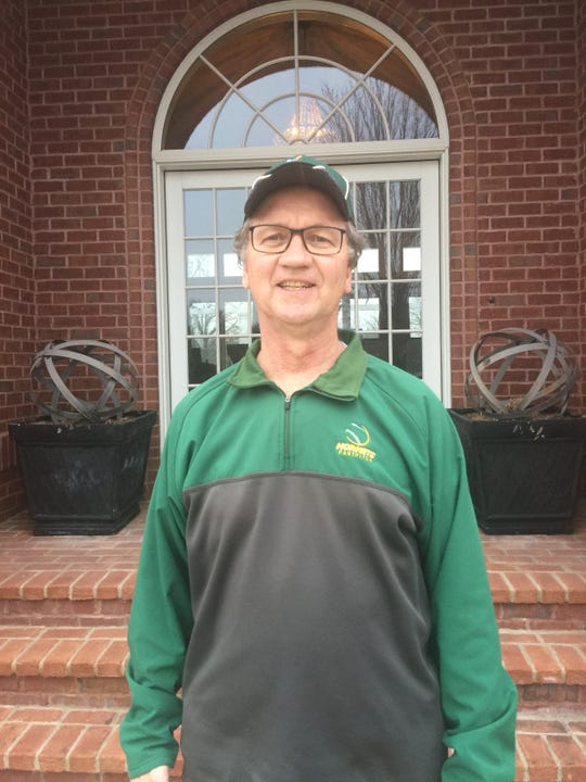 Green Bay Preble softball coach Ron Metzler recently was diagnosed with COVID-19.