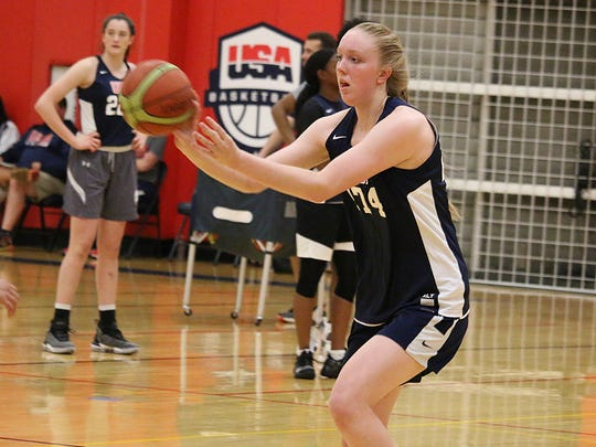 Addison O'Grady, who competed at the 2019 US Trials, is Iowa's latest 2021 commit.