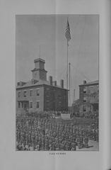 More than 2,000 people attended the University of Tennessee's formal opening as an Students' Army Training Corps training school on Oct. 1, 1918.