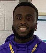 Male High School's Tyren Moore has committed to Moberly (Missouri) Area Community College.