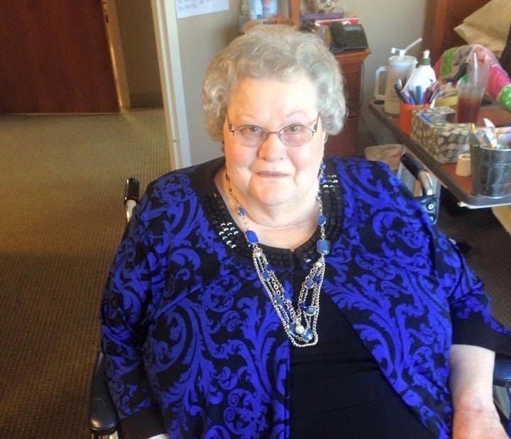 Nancy Jo Moorer McKinley McKeown died Friday, April 3, of complications from COVID-19, her family said. She was 80.