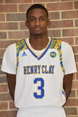 Henry Clay High School's Marques Warrick has signed with Northern Kentucky University.