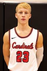 South Laurel High School's Matthew Cromer is headed to Eastern Kentucky University as a preferred walk-on.