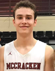 McCracken County High School's Jackson Sivills has signed with Murray State.