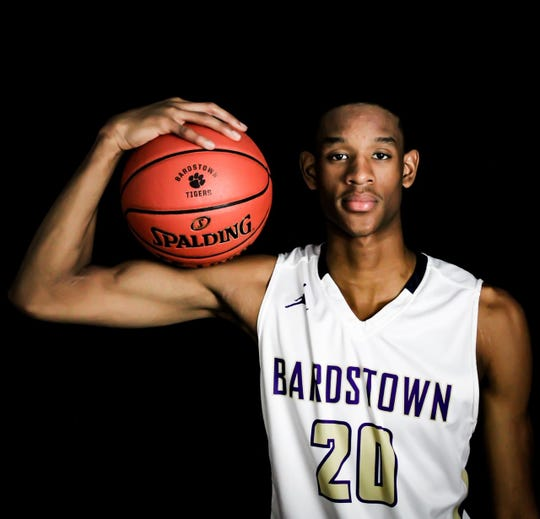 Bardstown High School's J.J. Traynor has signed with the University of Louisville.