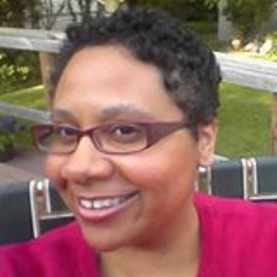 Disability rights advocate Dawn Marie Gibson.