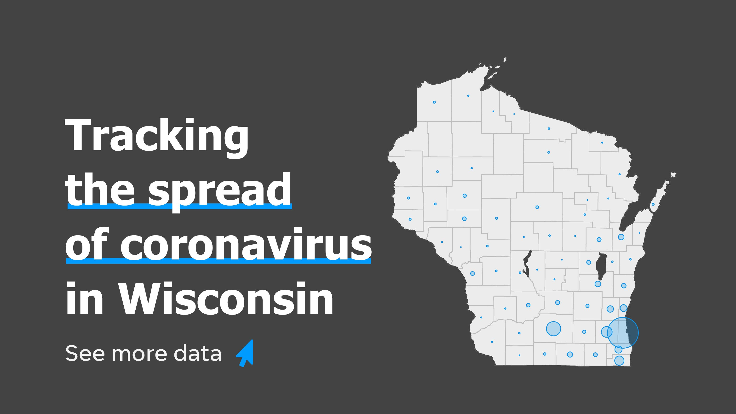 Wisconsin Coronavirus Activity By County Milwaukee Others Rated High