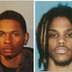 Darby Shirden, 20, (left) and Shaquan Rush, 20, were charged with murder in connection to a shooting that killed 17-year-old Stephanie Jacques.
