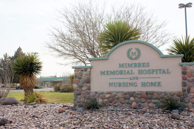 Mimbres Memorial Hospital and Nursing Home at 900 W. Ash Street in Deming, NM.