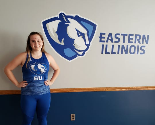 Milford Clayre Shaver is signed to attend Eastern Illinois University for track and field.