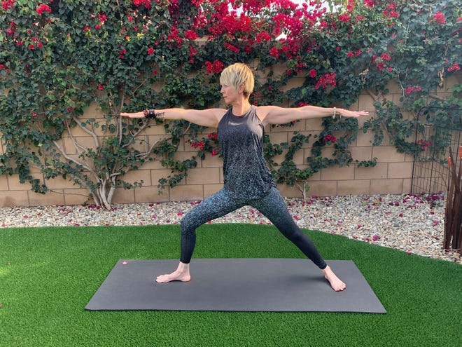 Gather Movement & Wellness in Old Town La Quinta is offering free online classes Monday to Friday.