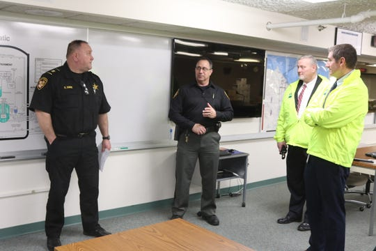 The Ottawa County Sheriff's Office has partnered with the Erie County Health Department to provide nursing at the local detention facility.