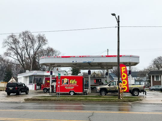 Huron Food Fleet, composed of local food trucks, has found a permanent location at a former Admiral gas station at 1912 Pine Grove Ave. in Port Huron.