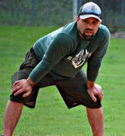 Cliff Pine is taking over the James Buchanan football program amid a division change and social distancing.