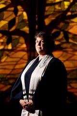 Rabbi Jana De Benedetti of B'nai Zion.
