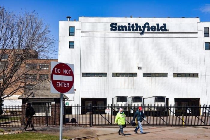 Smithfield Foods now largest coronavirus hot spot in US