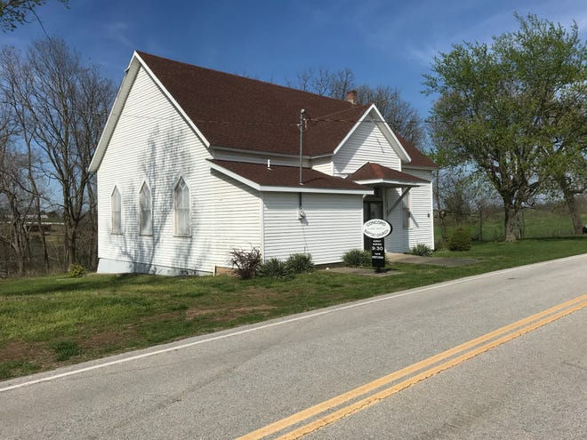 It's a small country church with a small congregation. But Concord Baptist Church in Walnut Grove is more than surviving at a time when other small churches might not make it through the pandemic.