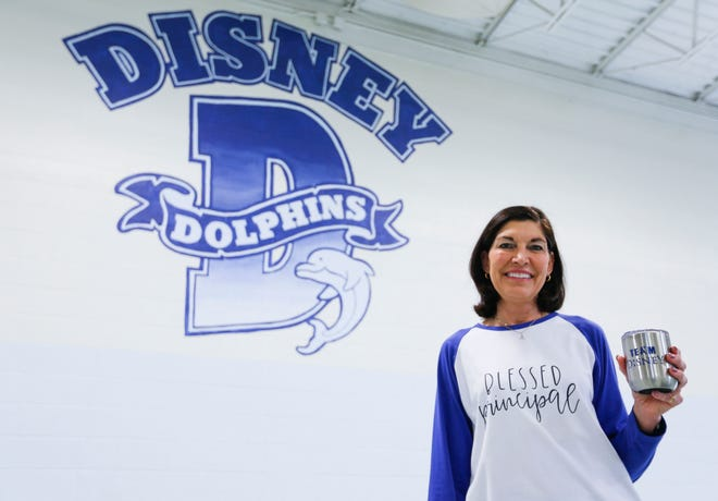 Lynne Miller, the longtime principal at Disney Elementary, is retiring at the end of this school year.