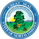 North Dakota state seal