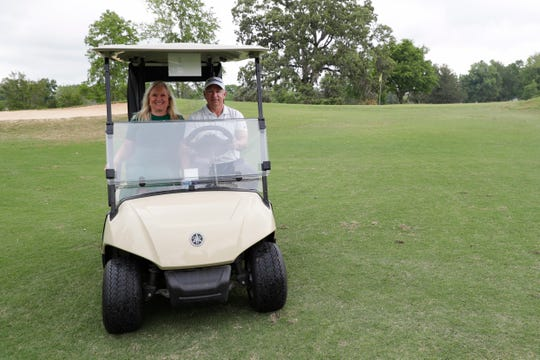 Jimmy and Lisa Graganella are the new owners of Killearn Country Club.