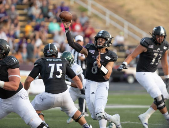 Camarillo High graduate Jake Constantine led Weber State to two Big Sky Conference championships and three wins in the NCAA Division I-FCS postseason in two seasons.