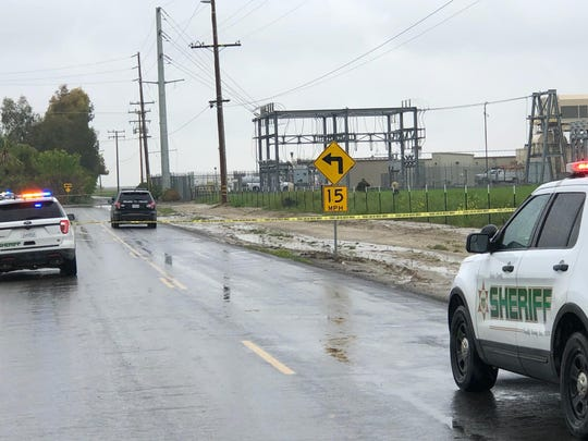 Tulare County Sheriff's Department is investigating a suspicious death near County Line Road in Delano.
