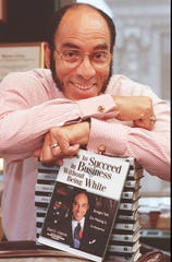 """Earl Graves, publisher of Black Enterprise Magazine and author of """"How to Succeed in Business Without Being White."""""""