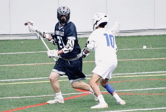 Senior attackman Kyle Wassil scored 40 goals for Putnam Valley last season and is SUNY Cortland-bound.