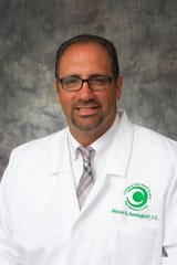 Dr. Michael Benninghoff is the medical director of ChristianaCare's Medical Intensive Care Unit at Christiana Hospital.