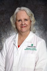 Maureen Seckel is a critical care clinical nurse specialist and sepsis leader at ChristianaCare.