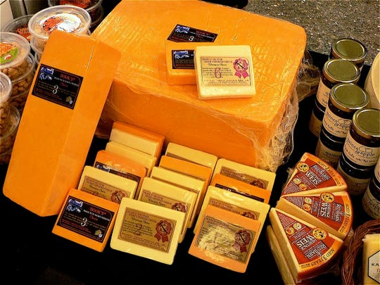 If you don't shop in person you may not buy cheese.