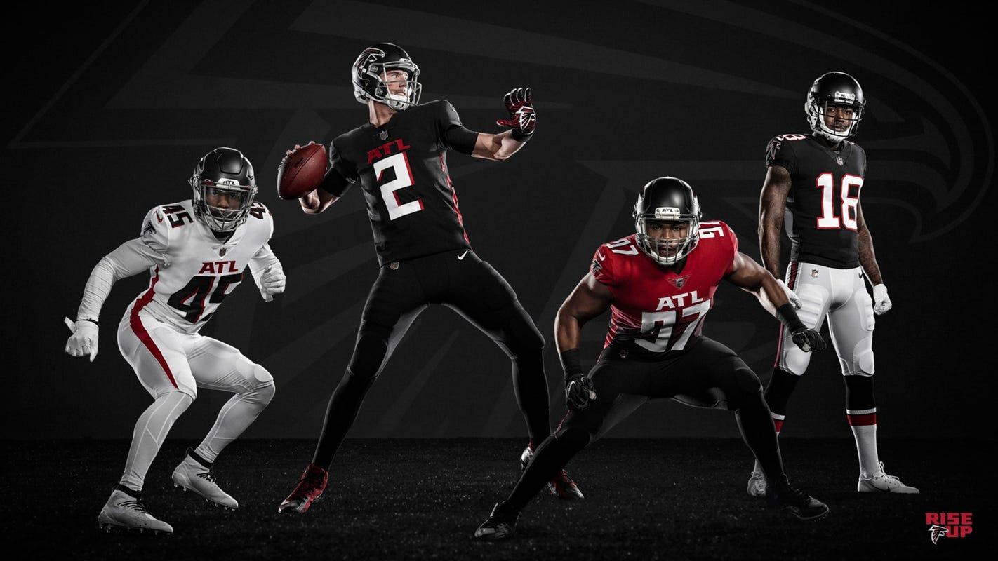 falcons new uniforms - photo #3