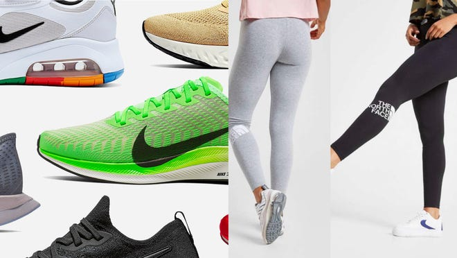 Save on all the activewear you need for those at-home workouts.