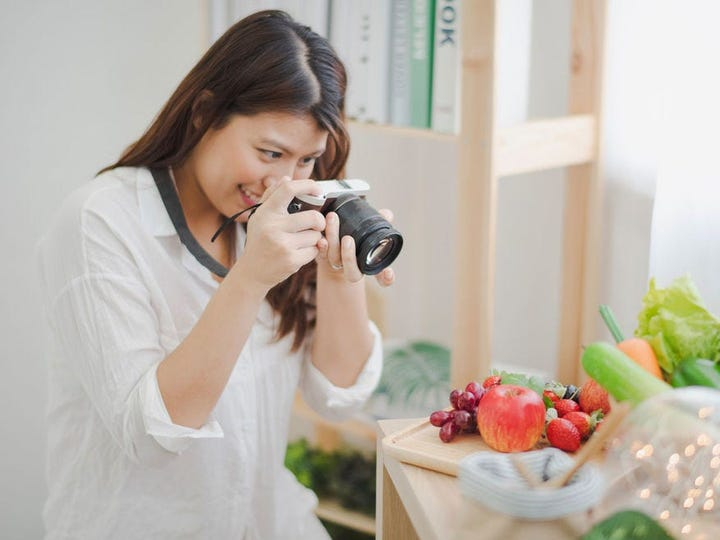 Photography tips from home