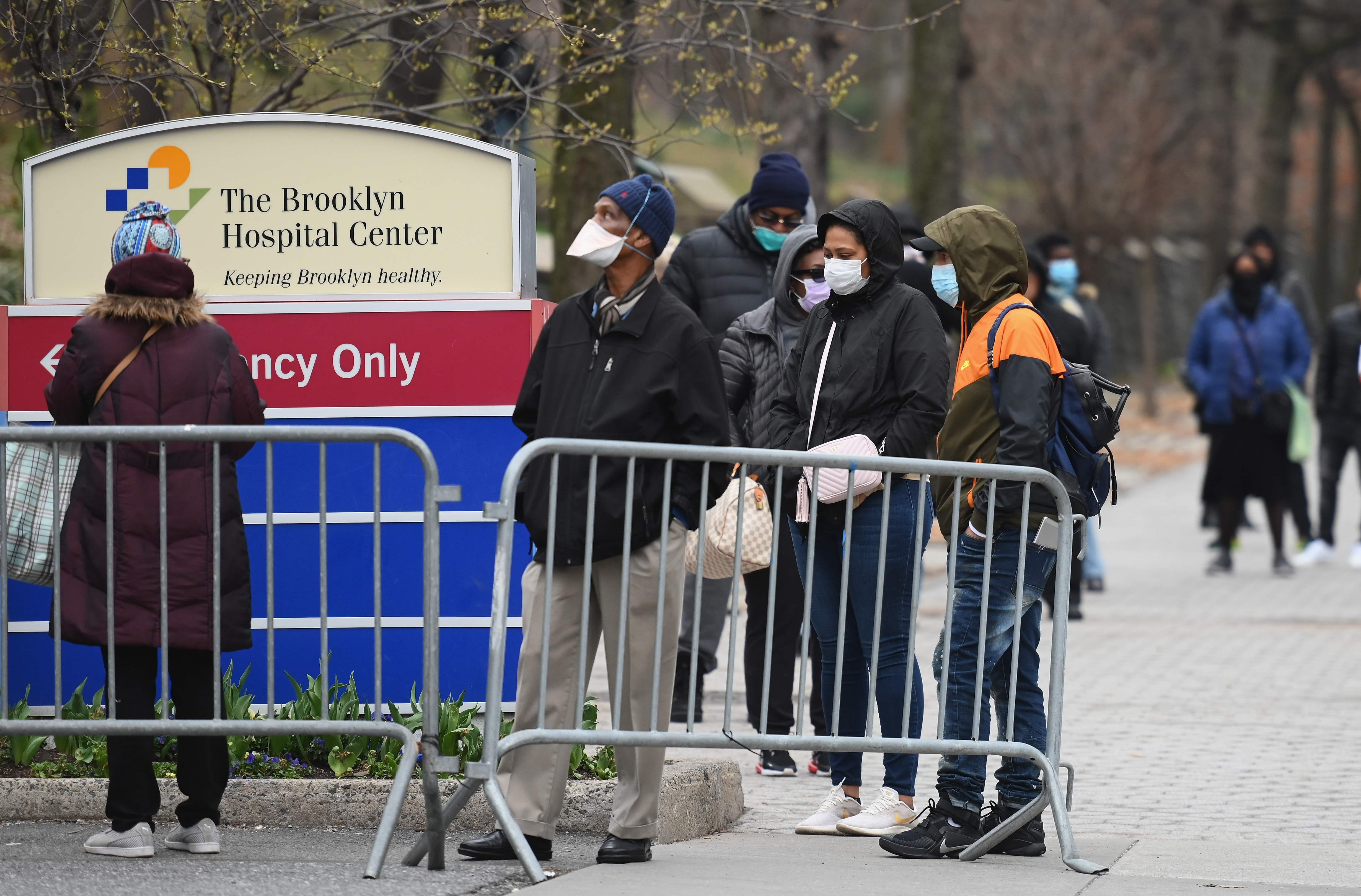 Coronavirus live updates: WHO chief rebukes Trump; Cuomo says new cases dropping but  by no means out of the woods