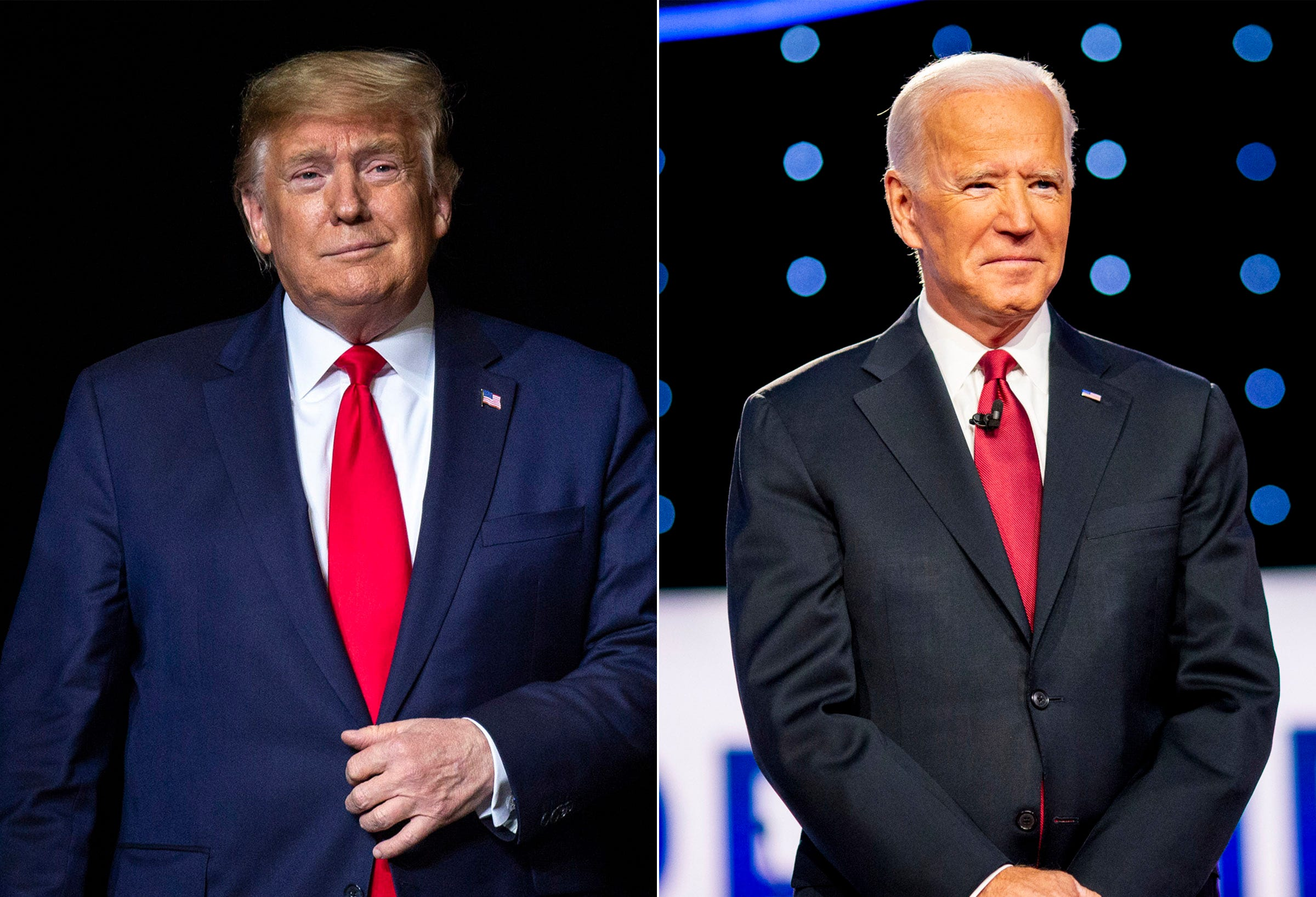 2020 election: Biden widens lead over Trump in race for White House