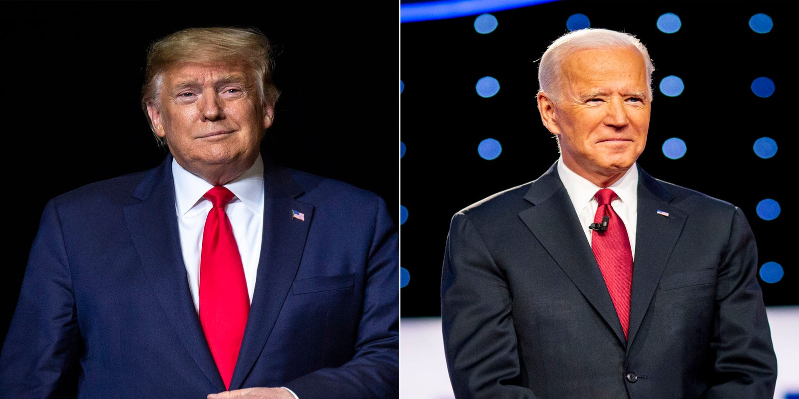 More Michiganders view Biden favorably than Trump, new survey shows