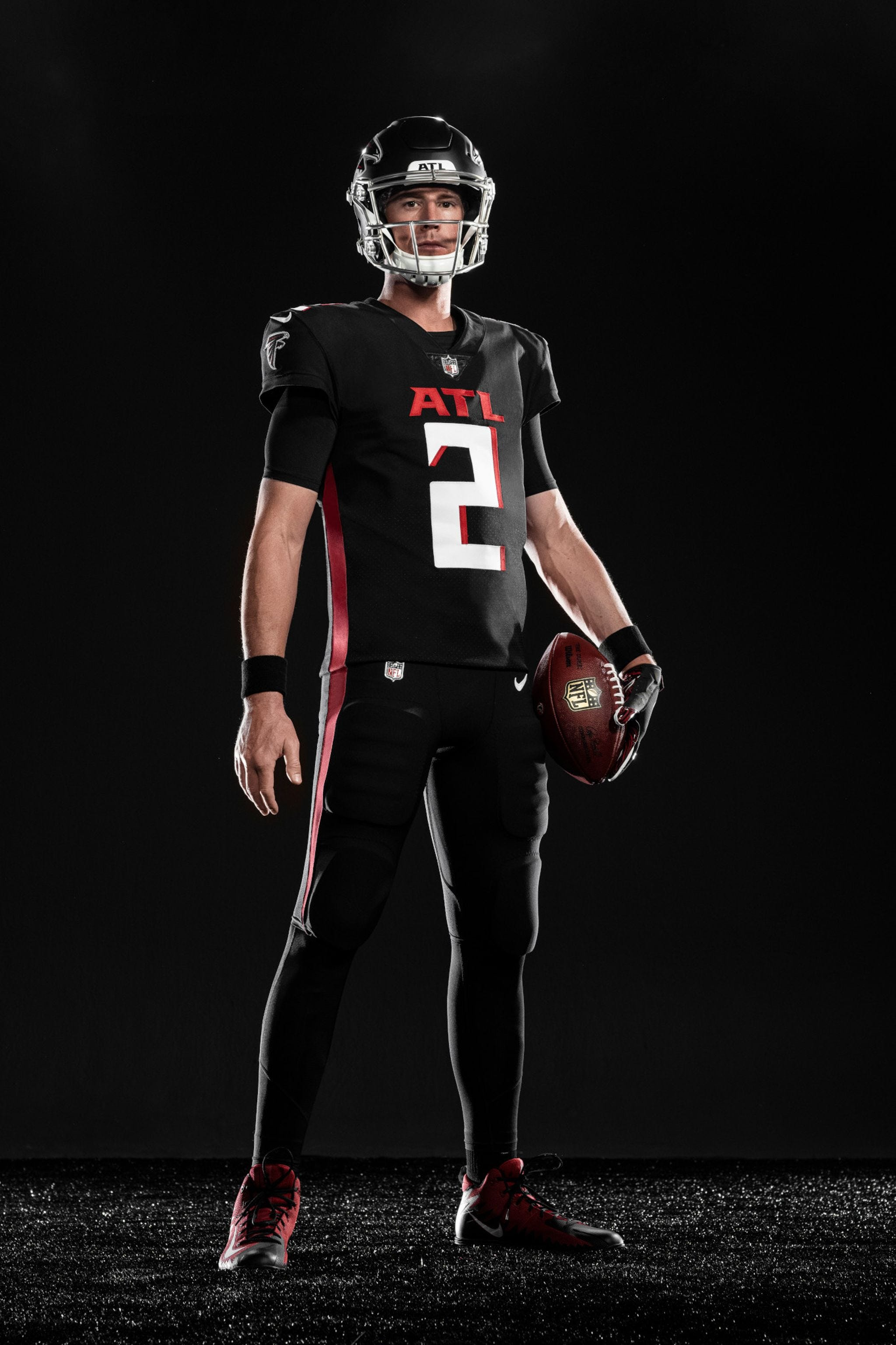 Atlanta Falcons release new uniforms after photos were leaked online