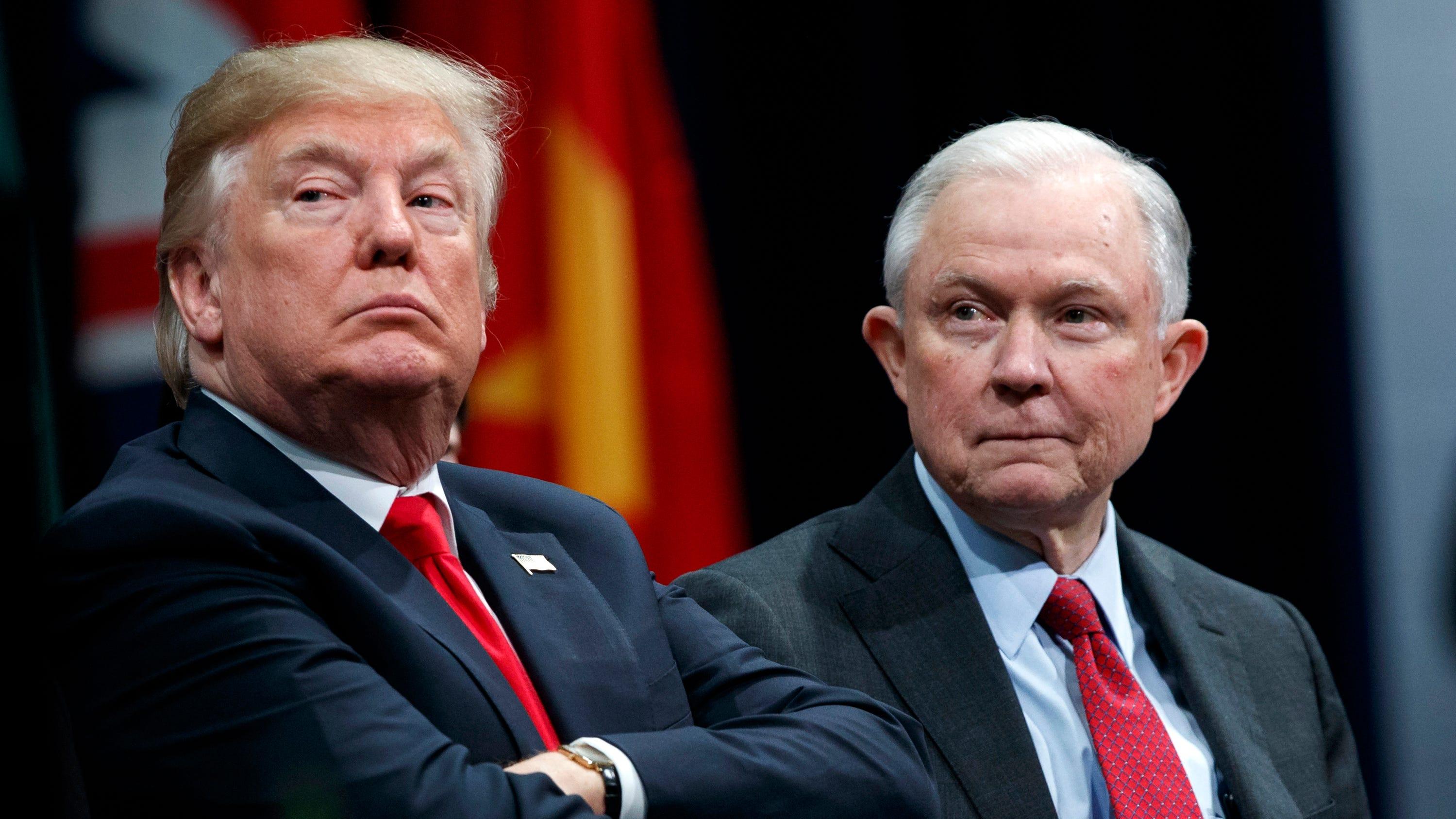 DOJ asks inspector general to investigate Trump Justice Department's seizure of Democrats' phone data