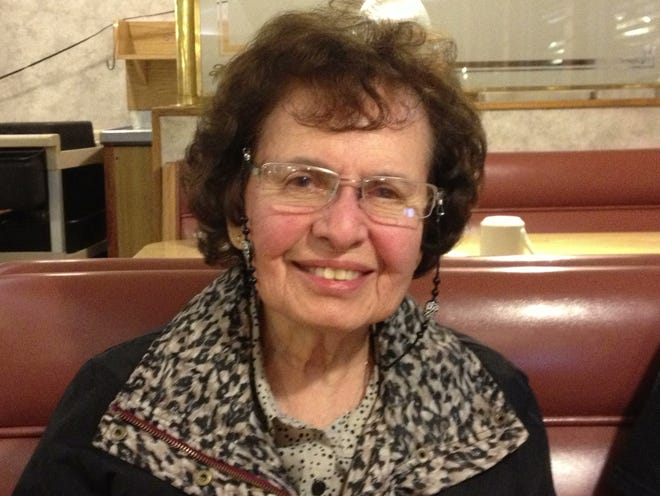 Estela Aguirre died on March 28 after being sickened by coronavirus at an assisted living facility in College Station, Texas.