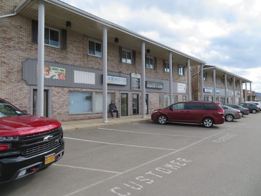 Colonia Plaza on Binghamton's North Side has been sold to a Long Island investor.