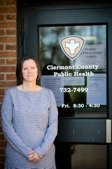 Julianne Nesbit is the Health Commissioner for Clermont County Public Health.