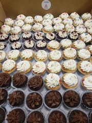 CAKE Makes Life Sweeter is donating and delivering sweets to local hospitals and urgent care centers.
