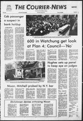 The Courier-News from April 18, 1974.