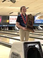 Anna Warkel, Cedar Rapids Jefferson