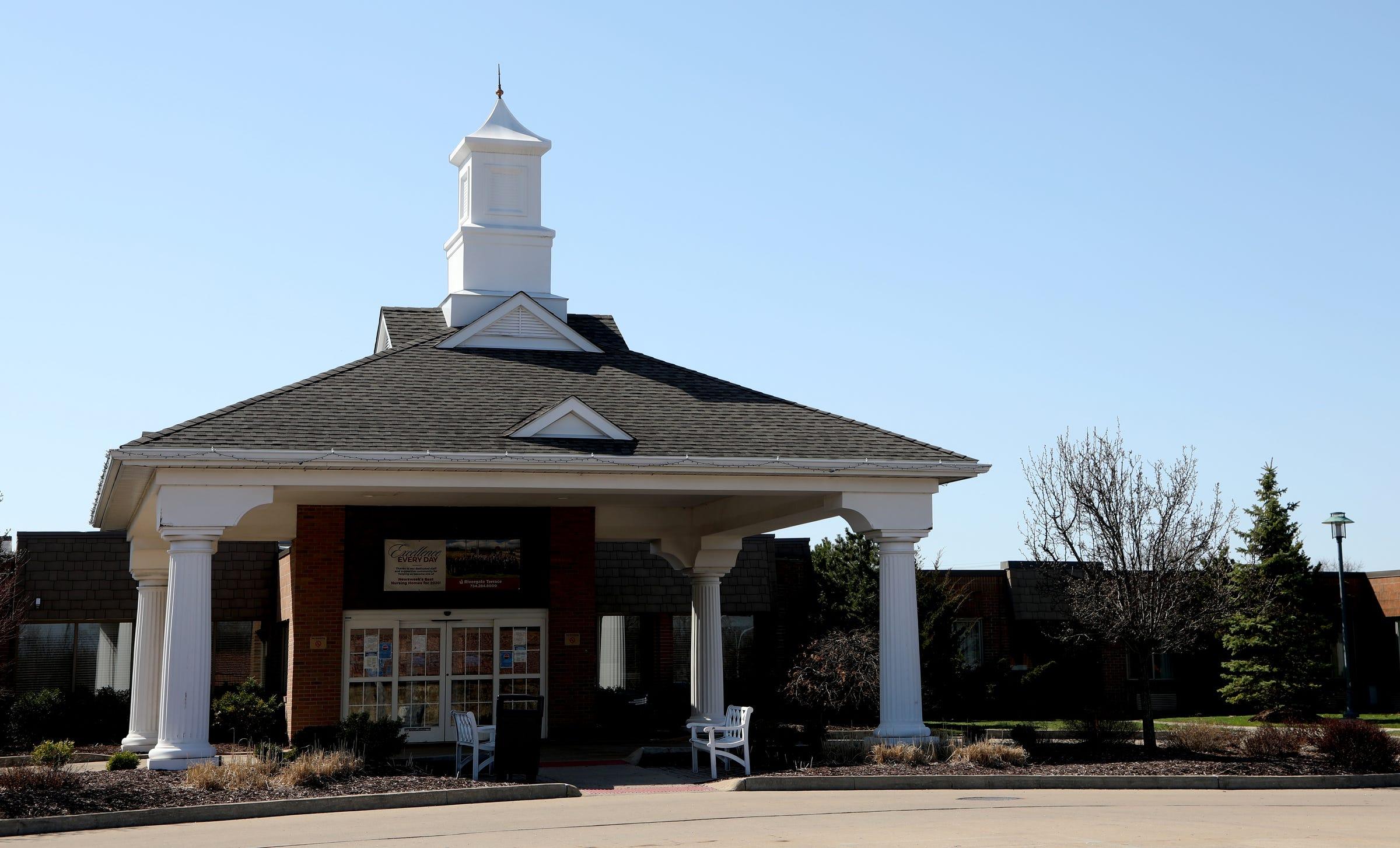 Rivergate Terrace Skilled Nursing and Rehabilitation Center in Riverview, Michigan.