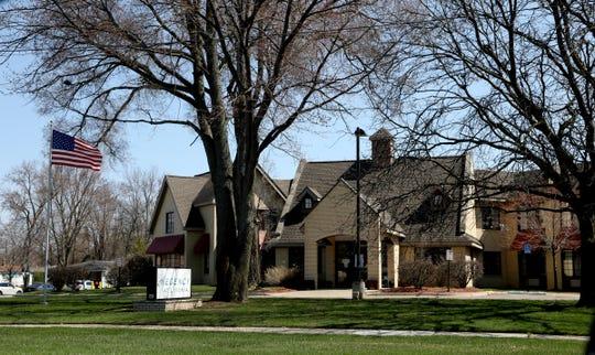 Regency at Livonia in Livonia, Michigan.