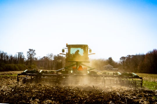 Farmers can apply for aid through the U.S. Department of Agriculture.